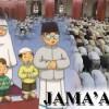 LAKI LAKI MAKMUM DI BELAKANG JAMA'AH WANITA