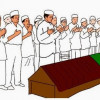 PERBEDAAN posisi kepala MAYIT KETIKA DI SHOLATI