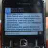 TENTANG SMS GELAP YANG MERESAHKAN