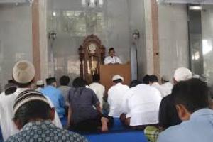 KHUTBAH JUM'AT : APAKAH ADA YANG MENJAMIN IMAN DAN ISLAM KITA?