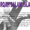 FIRQOH HADITSAH ATAU ALIRAN BARU DALAM AGAMA ISLAM