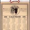 KALENDER 2019 SAMA DENGAN 1895 INI PENJELASANYA